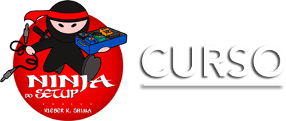O Ninja do Setup com Kleber K. Shima